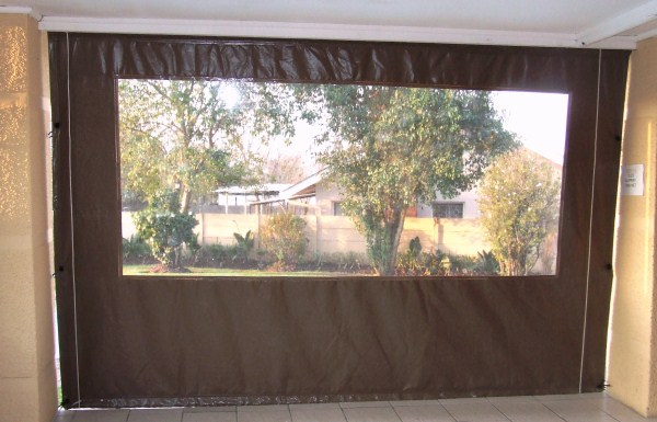 Roll-up Blinds